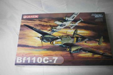 DRA3203 - Dragon 1/32 Bf-110C-7