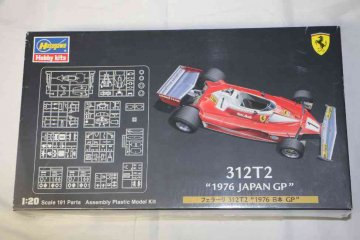 HAS20243 - Hasegawa 1/20 Ferrari 312T2 '76 Japan GP