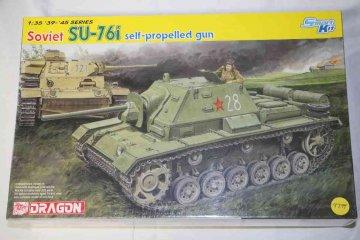 DRA6838 - Dragon 1/35 SU-76i SPG