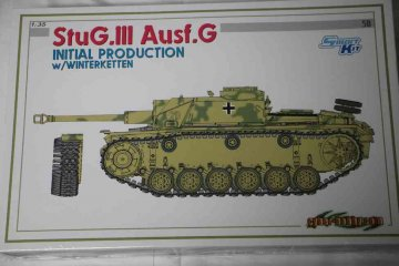 DRA6598 - Dragon 1/35 Stug.III Aust.G initial production