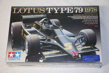 TAM20060 - Tamiya 1/20 Lotus Type 79 1978