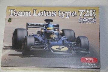 EBB003 - EBBRO 1/20 Lotus Type 72E 1973