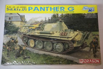 DRA6268 - Dragon 1/35 Panther G Sd.Kfz.171 'Smart Kit
