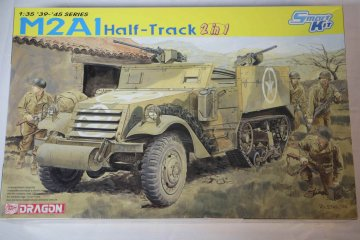 DRA6329 - Dragon 1/35 M2A1 Half-Track