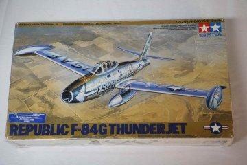 TAM61060 - Tamiya 1/48 Republic F-84G Thenderjet