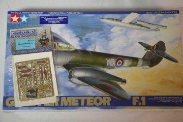 TAM61051 - Tamiya 1/48 Gloster Meteor F.1