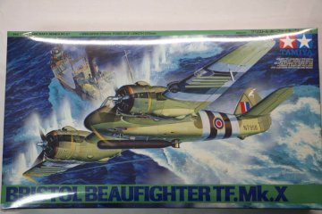TAM61067 - Tamiya 1/48 Bristol Beaufighter TF.Mk.X