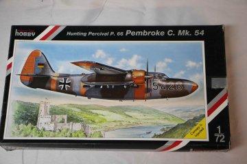 SPE72078 - Special Hobby 1/72 Pembroke C. Mk.54