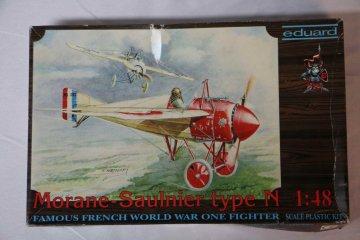 EDU8010 - Eduard Models 1/48 Morane-Saulnier Type N