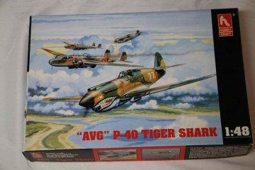 HOB1451 - Hobbycraft 1/48 P-40 TIGER SHARK