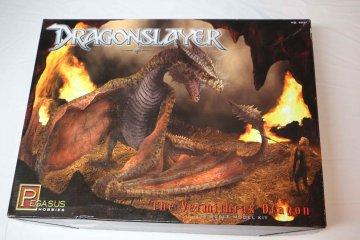 MOE9021 - Moebius 1/32 Dragon Slayer The Vermithrax Dragon