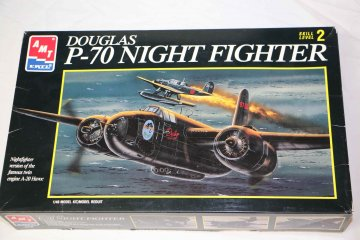 AMT8646 - AMT 1/48 Douglas P-70 Night Fighter