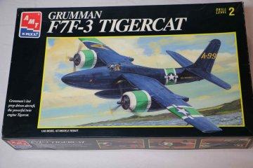 AMT8843 - AMT 1/48 Grumman F7F/3 Tigercat