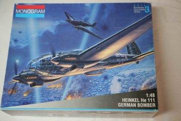 MON5509 - Monogram 1/48 Heinkel He 111