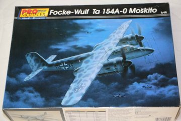 REV5959 - Revell 1/48 Focke-Wulf Ta 154A.0 Moskito