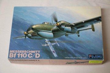 FUJQ2 - Fujimi 1/48 Bf110 C/D