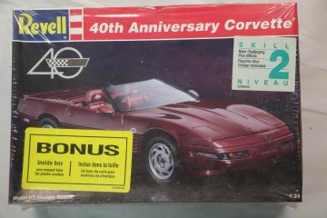 REV7347 - Revell 1/24 40th Anniversary Corvette