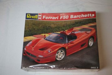 REV7610 - Revell 1/24 Ferrari F50 Barchette
