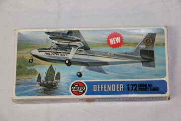 AIR03067 - Airfix 1/72 Britten Norman Islander/Defender