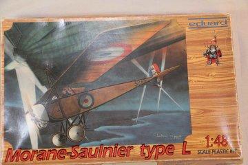 EDU8007 - Eduard Models 1/48 Morane-Saulnier Type L