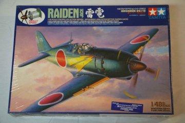 """TAM61503 - Tamiya 1/48 J2M3 Raiden """"Jack"""""""