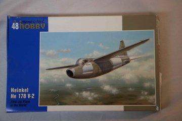 SPE48093 - Special Hobby 1/48 Heinkel He 178 V-2