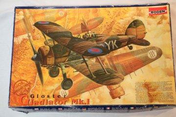 ROD408 - Roden 1/48 Gloster Gladiator Mk.I