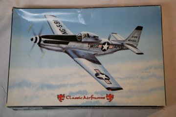 CLA426 - Classic Airframes 1/48 P-51 H Mustang