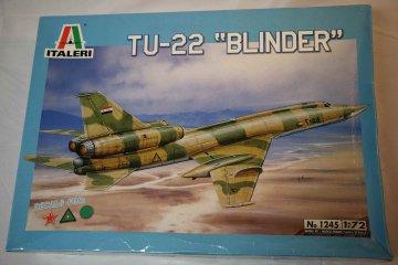 ITA1245 - Italeri 1/72 Tu-22 'Blinder'