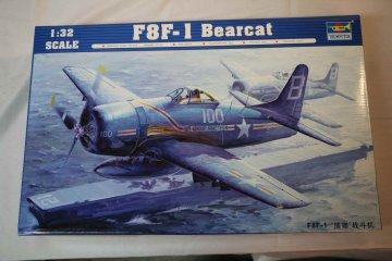 TRP02247 - Trumpeter 1/32 F8F-1 Bearcat