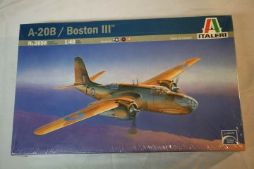 ITA2656 - Italeri 1/48 A-20B Boston III
