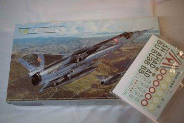 HEL80493 - Heller 1/48 Mirage IV P
