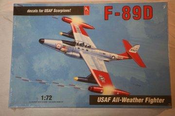 HOB1374 - Hobbycraft 1/72 F-89D Scorpion