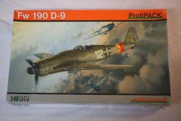 EDU8184 - Eduard Models 1/48 Fw 190D-9 [Profipack Ed.]