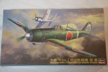 HAS09067 - Hasegawa 1/48 Nakajima Ki84-I Type 4 Frank