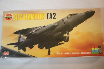 AIR06100 - Airfix 1/48 Sea Harrier FA2