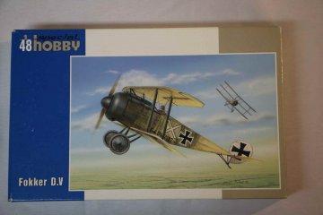 SPE48118 - Special Hobby 1/48 Fokker D.V