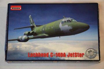 ROD316 - Roden 1/144 Lockheed C-140A Jetstar