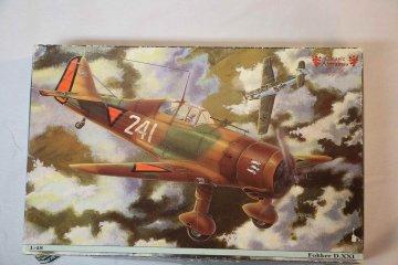 CLA401 - Classic Airframes 1/48 Fokker D.XXI