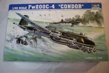 TRP02814 - Trumpeter 1/48 Fw200C-4 Condor