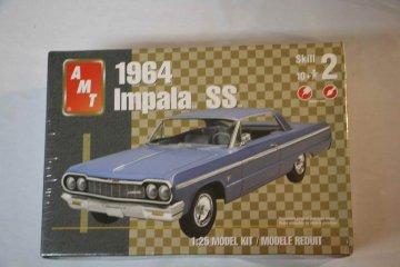 AMT38057 - AMT 1/25 64 Impala SS