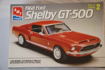 AMT6541 - AMT 1/25 68 Shelby GT-500