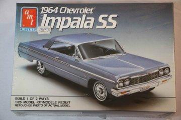AMT6564 - AMT 1/25 64 Chevrolet Impala SS