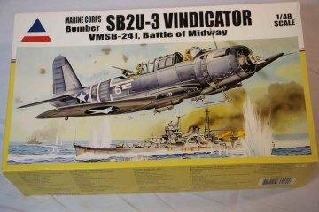 ACC480202 - Accurate Miniatures 1/48 SB2U-3 Vindicator