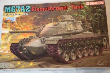 DRA3584 - Dragon 1/35 M67A2 Flamethrower Tank