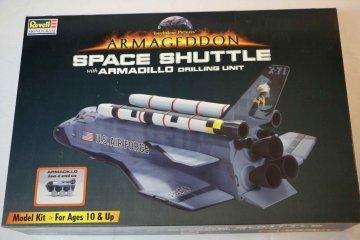 RMX3627 - Revell 1/144 Armageddon Space Shuttle