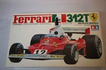 TAM12034 - Tamiya 1/12 Ferrari 312T w/Photo-Etch3